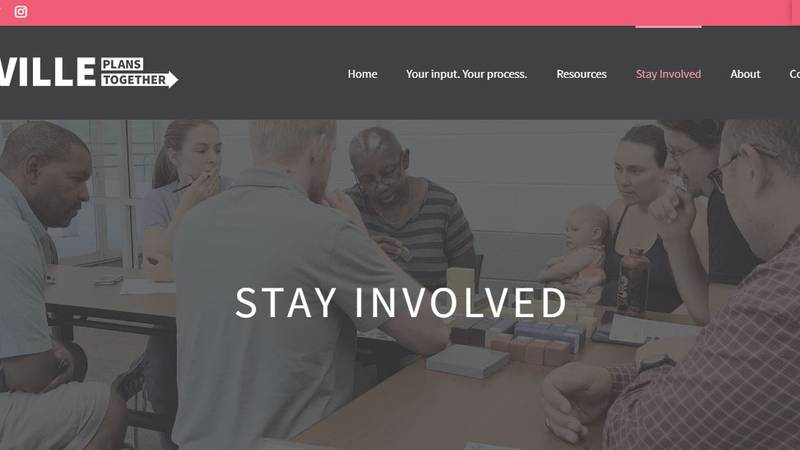 The city of Charlottesville is letting the community get involved in the process of updating...