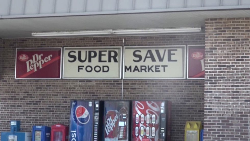 Super Save Food Market in Weyers Cave (Courtesy WHSV)