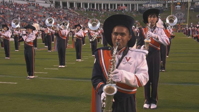 UVA marching band (FILE)
