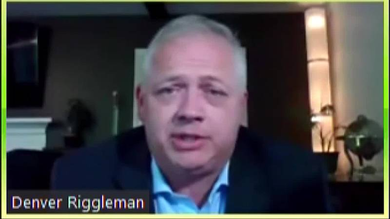 Former Virginia 5th District Representative Denver Riggleman came to the defense of...