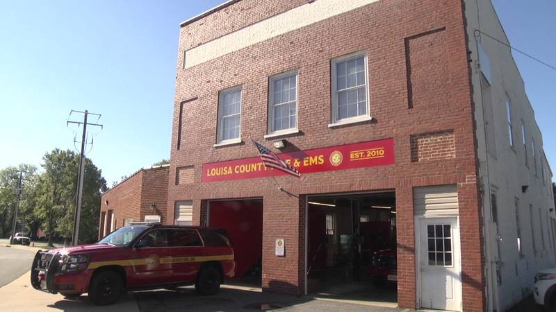 Louisa County Fire & EMS
