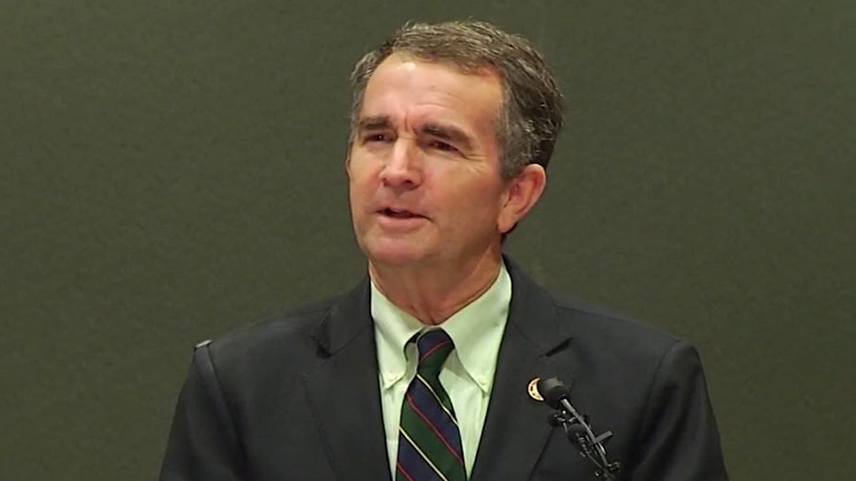 Governor Ralph Northam (FILE)