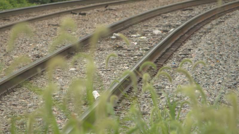 Boy hit by train on Sunday Night.
