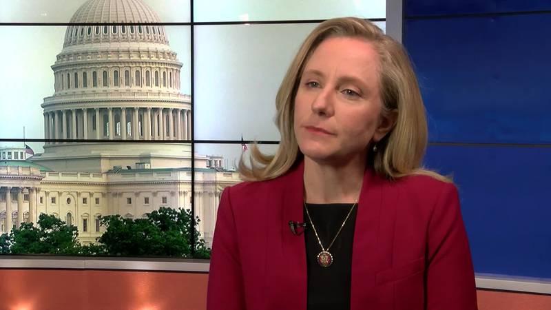 Rep. Abigail Spanberger Interview