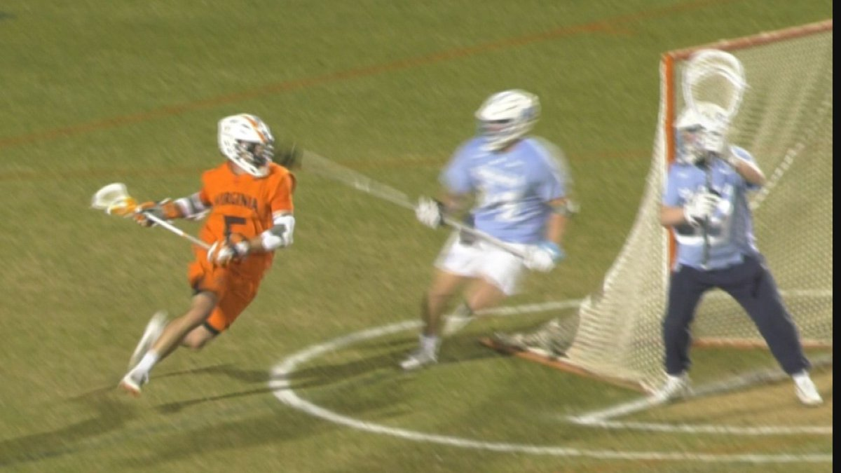 Matt Moore had two goals and two assists for UVA.