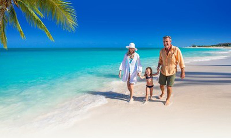 Beaches Resorts launches new GrandEscapes program designed especially for grandparent-grandkid...