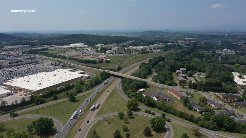 I-81 Harrisonburg Widening Project