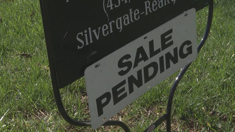 sale pending for local home