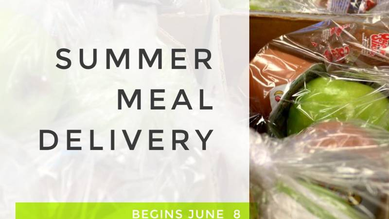 Summer break is officially underway for students in Charlottesville, but the city's free meal...