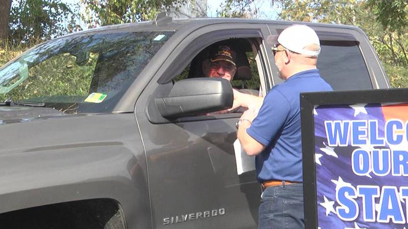 Tiger Fuel gave veterans in and around Charlottesville free car washes on Veterans Day.