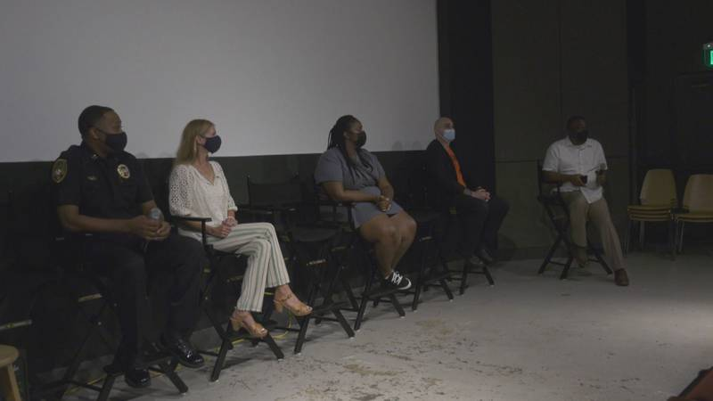 'Youth, Blue, and U' premieres short film, sparks dialogue between community and police