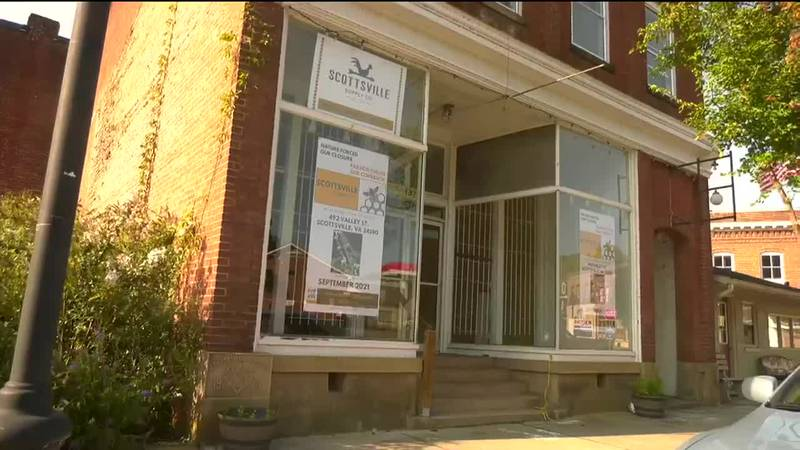Scottsville Town Council looks to bring more business to the area through a $40,000 grant
