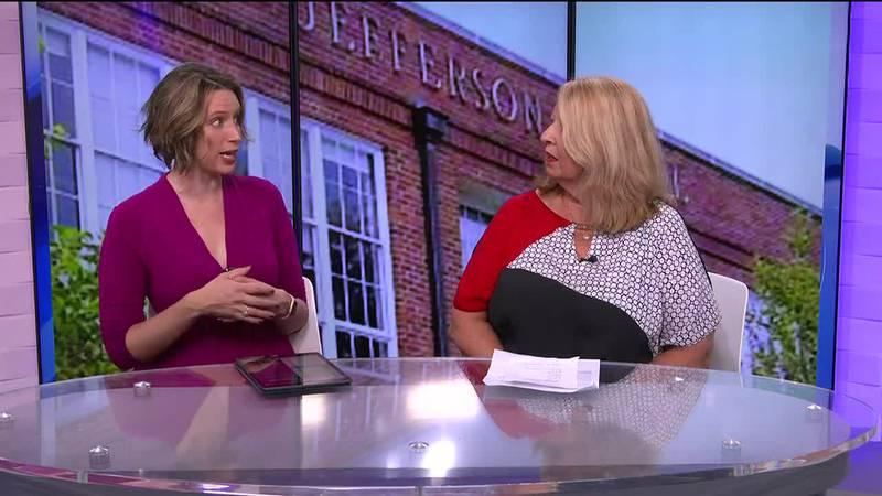 Jefferson School Foundation Executive Director Sue Friedman