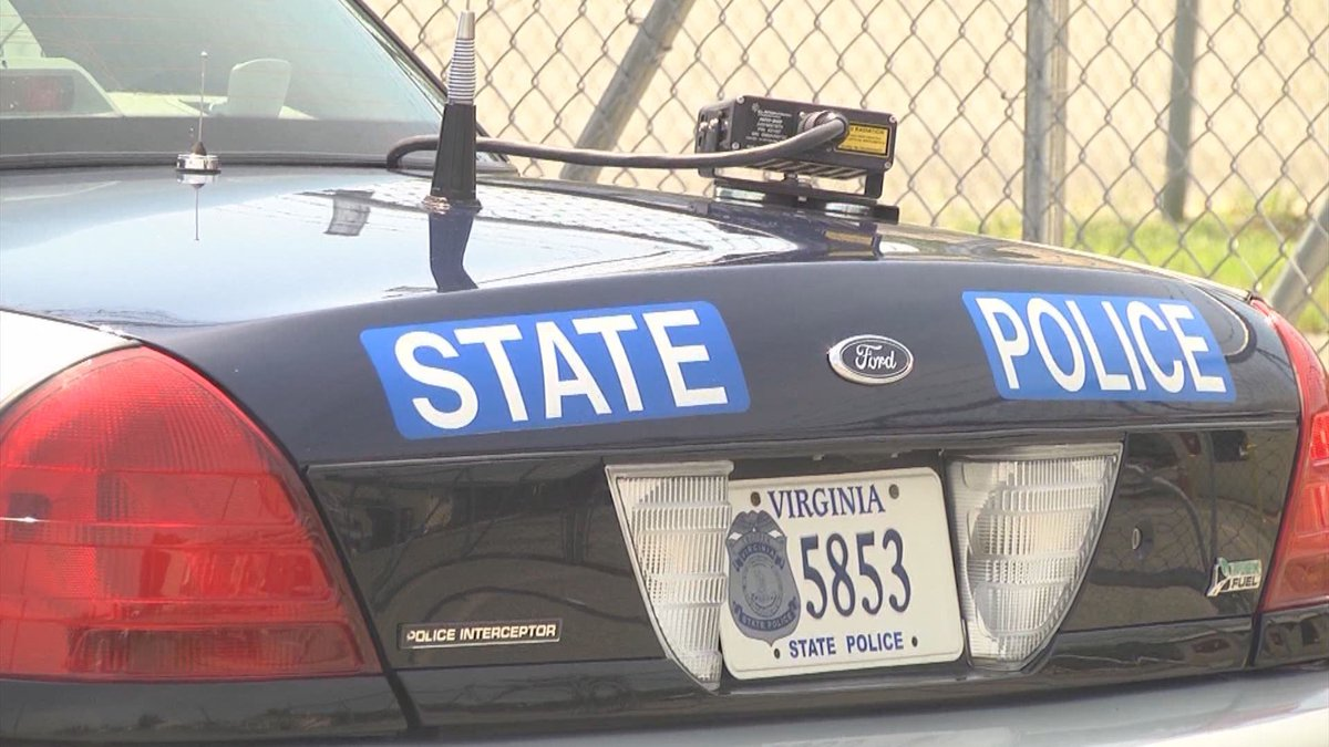 Virginia State Police step up patrols for the Memorial Day weekend.