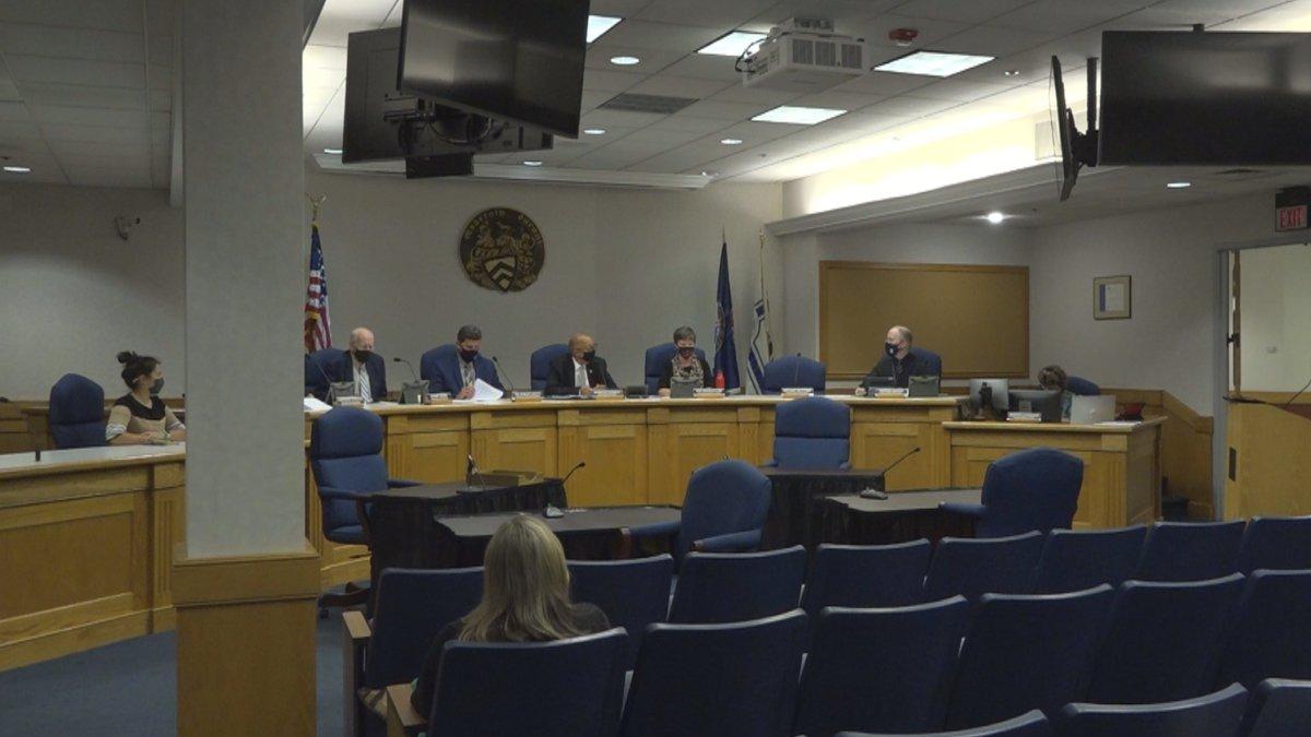 Staunton City Schools school board meeting 9/13/21