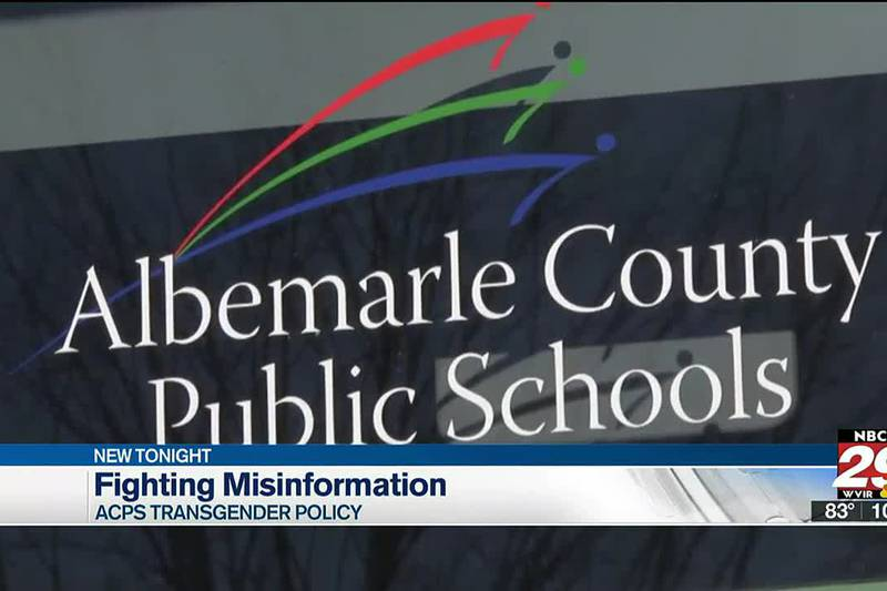 Albemarle County Public Schools dispels misinformation about proposed transgender policy