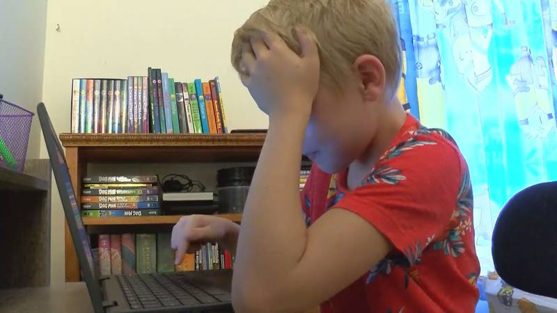 As students in all grade levels get back to learning virtually, doctors say it will be...