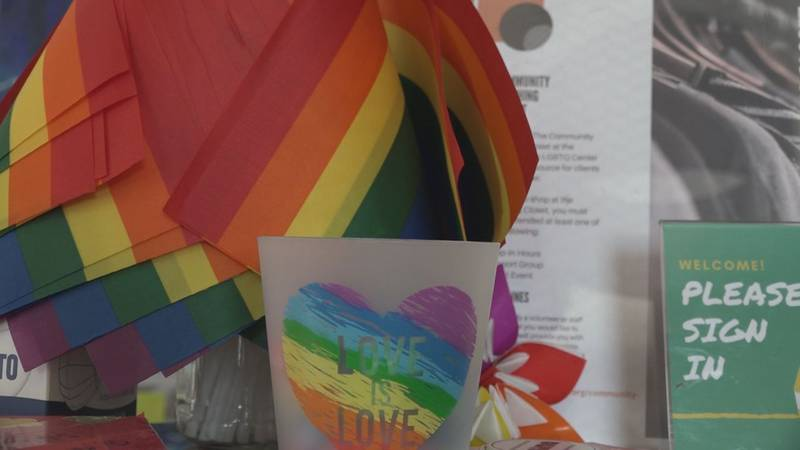 The Shenandoah LGBTQ Center has opened their doors for a safe space for students amid policy...