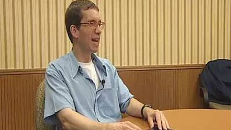 Jens Soering, a former UVA student convicted of murder.