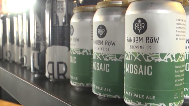 Random Row Brewing Company hosts fundraiser