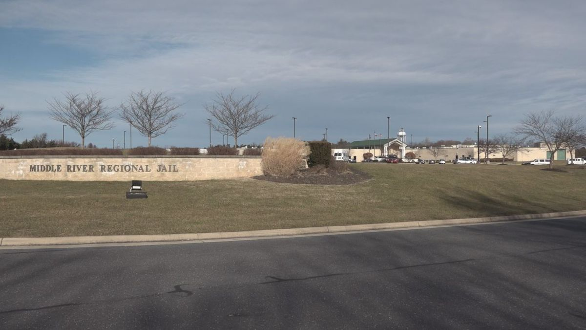Middle River Regional Jail in Augusta County