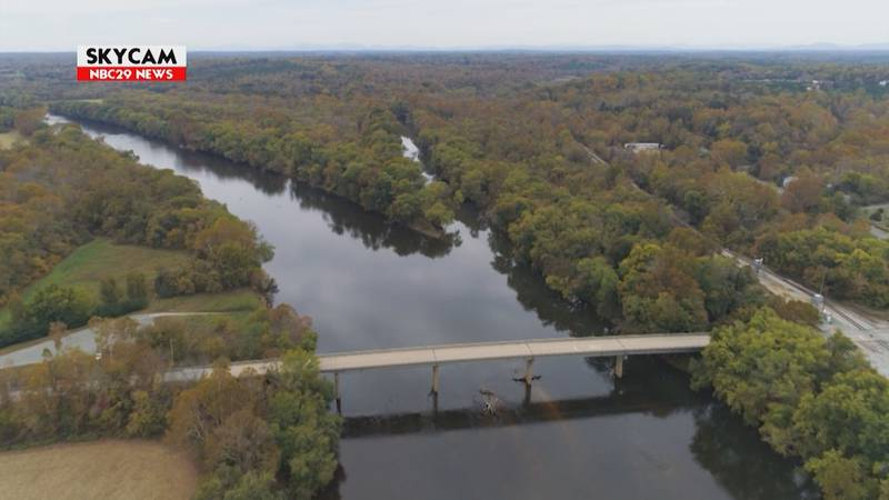 Preservation Virginia has put the proposed site of a water pump station in Fluvanna County on a...