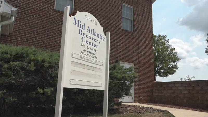 The Mid Atlantic Recovery Center in Waynesboro offers treatment to people with a substance...