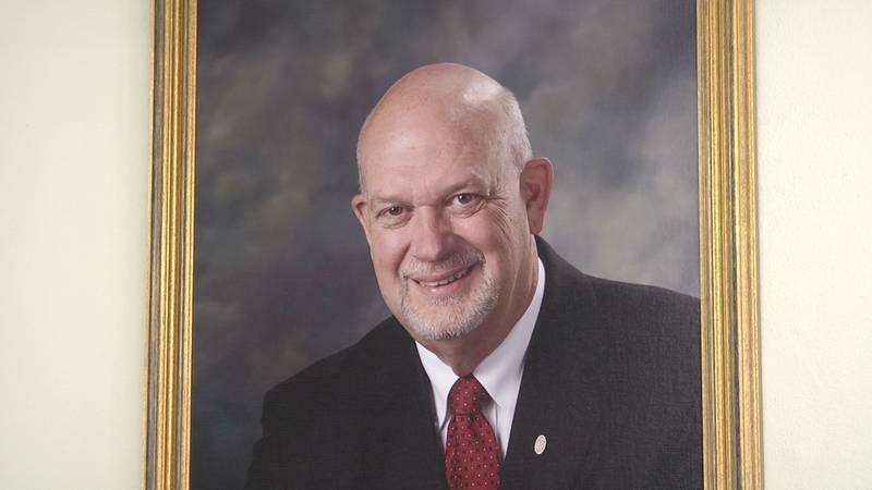 Former Augusta County Circuit Court Clerk John Davis.