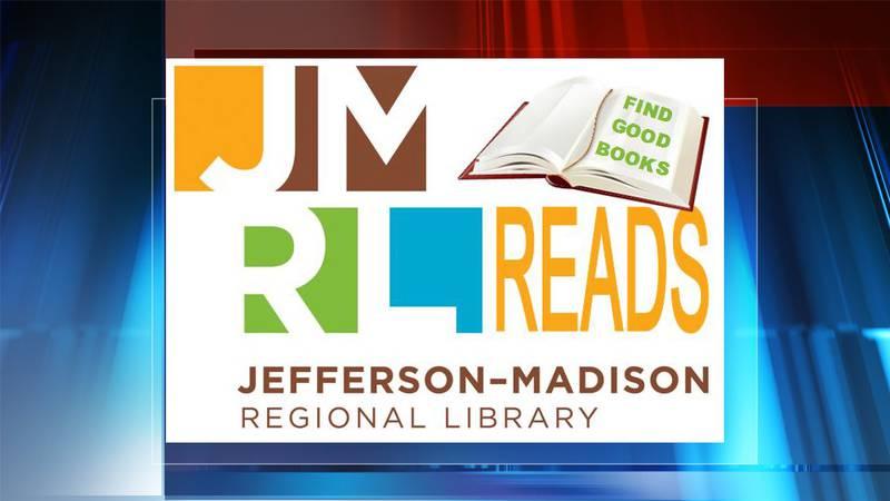 Jefferson-Madison Regional Library. Logo courtesy jmrl.org