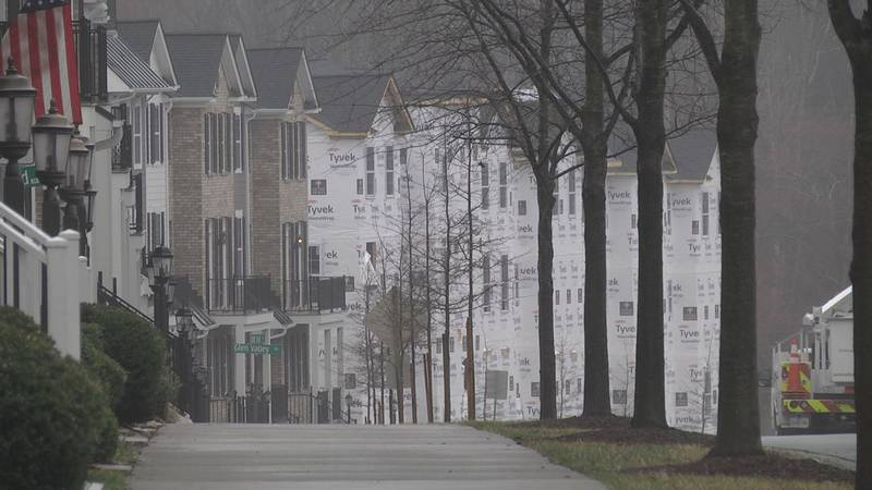 housing in Albemarle county