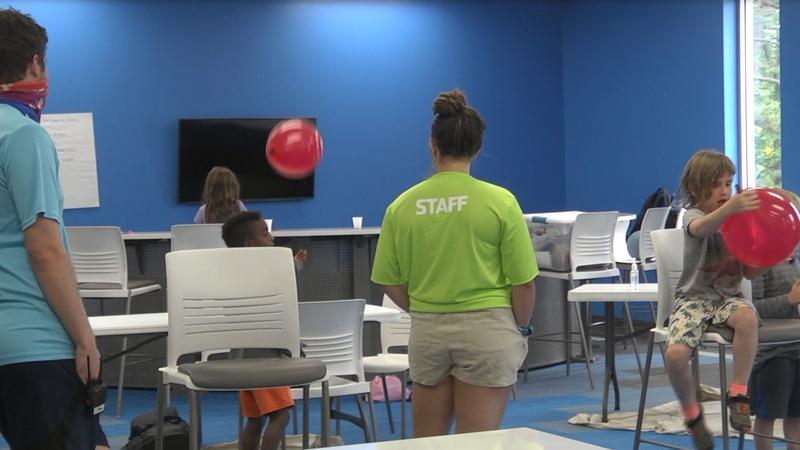 Summer Camp at YMCA Charlottesville