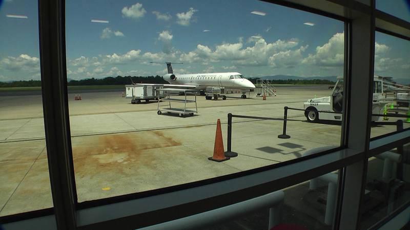 Charlottesville Albemarle Airport (FILE)