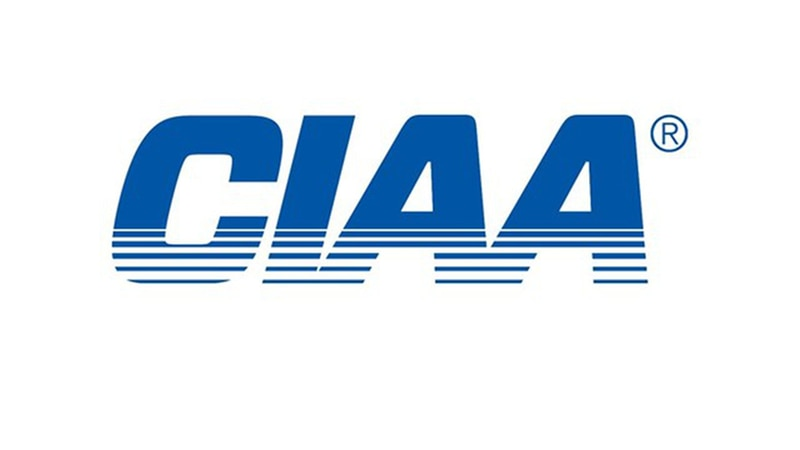 Virginia Union and Virginia State compete in the CIAA.