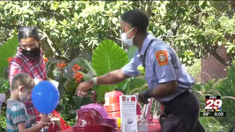 Back to School bash brought free supplies to students in the area