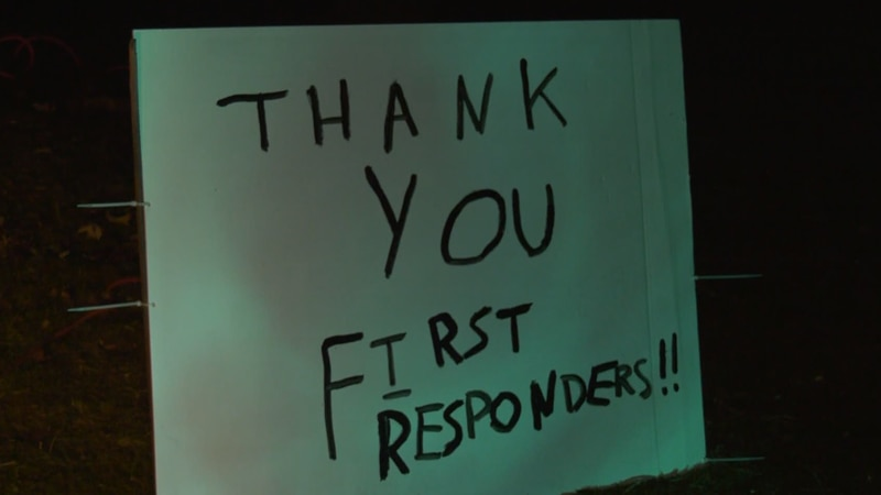 First Responder Tribute created by Jack Maxwell.