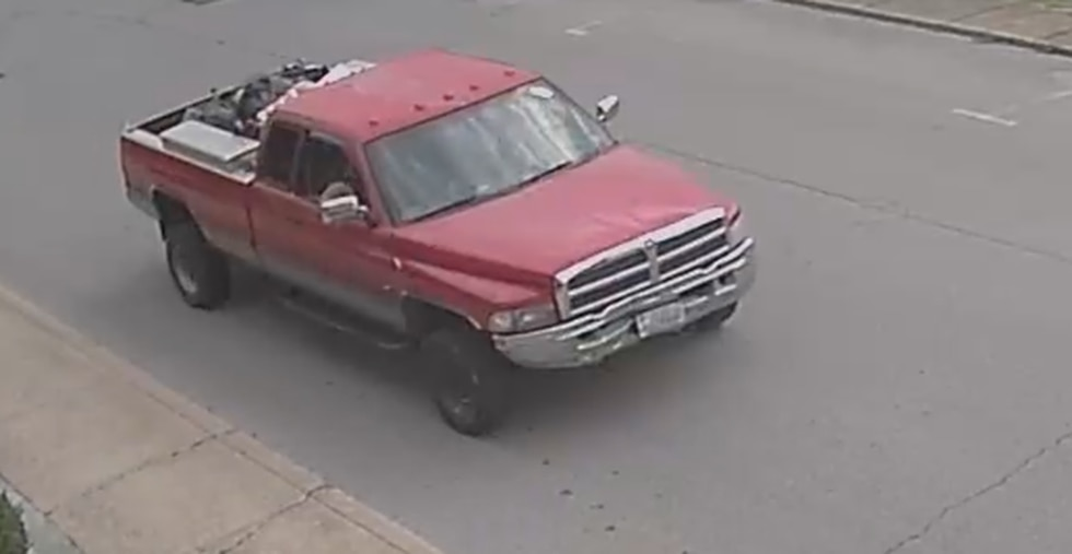 Anyone with information on this vehicle is asked to contact WPD.