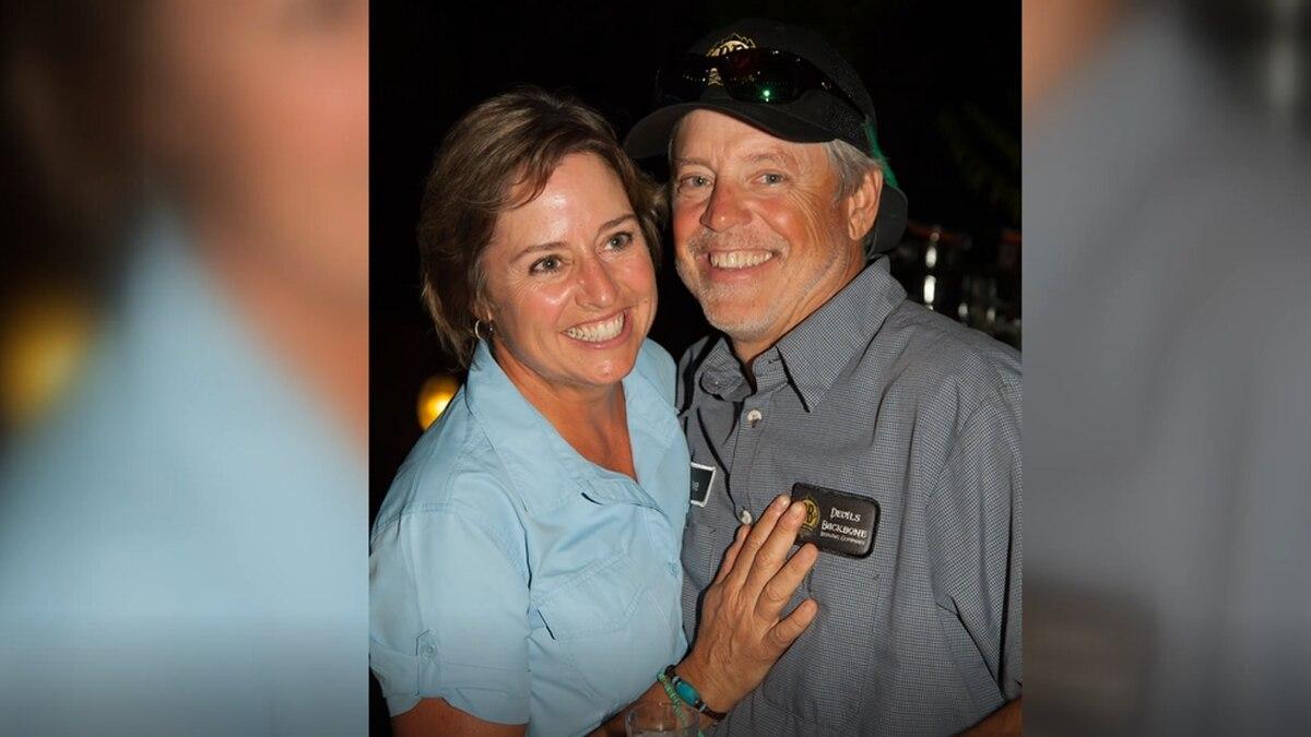 Devil's Backbone Founders Steve Crandall and his wife, Heidi Crandall