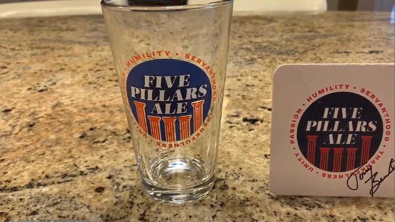 Charlottesville 29 teams up with friends to auction exclusive beer package for BRAFB.