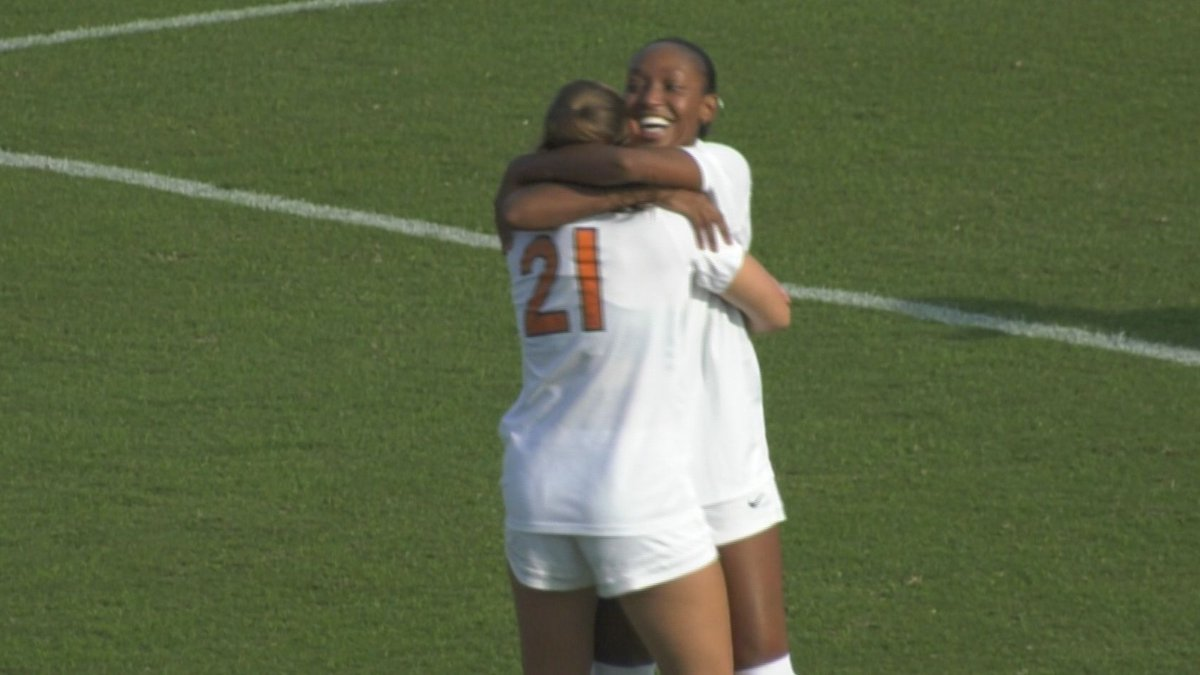 Rebecca Jarrett had a goal and two assists for the UVA women's soccer team against Miami.