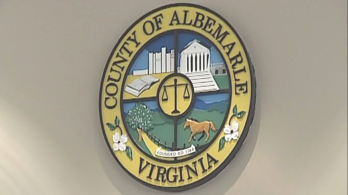 Seal for Albemarle County (FILE)
