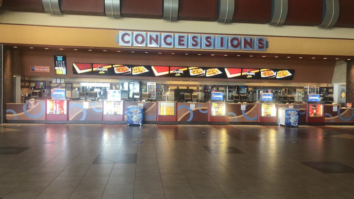 Regal Cinema 14 is open on May 14th, 2021.