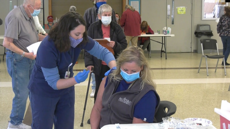 The Jefferson Pharmacy is hosting a COVID-19 vaccine clinic in Fluvanna County.