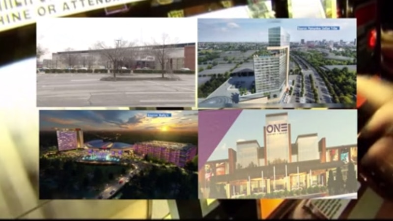 Four different proposals to build a resort casino in the City of Richmond have been submitted...