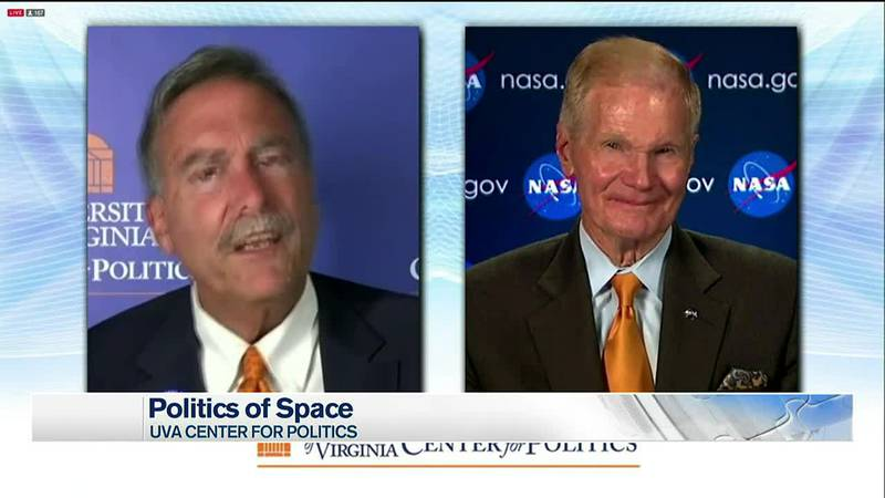 NASA's Nelson discusses Mars future at event with UVA Center for Politics