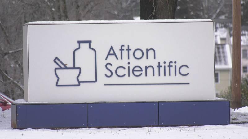 Afton Scientific in Albemarle County, Va.