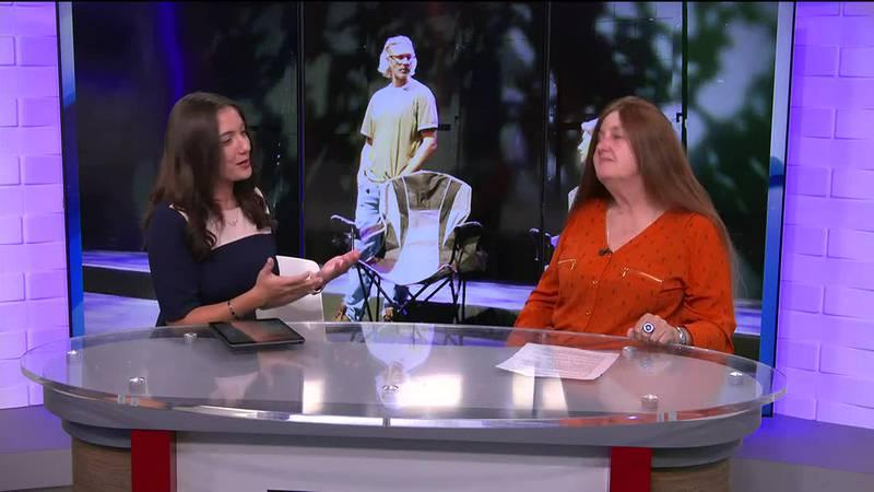 Elizabeth Holmes talks with Tanya K Manwill, the producer of Locally Sourced.