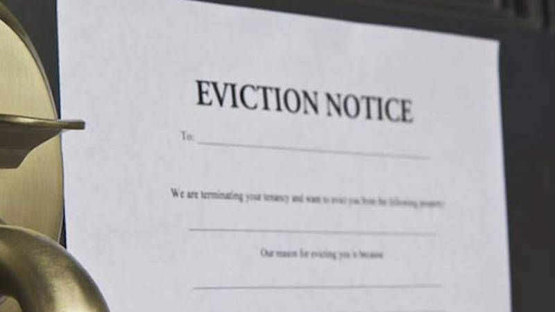 Eviction Notice (FILE)