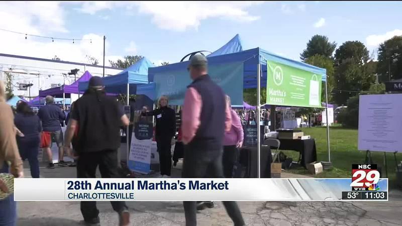 28th Annual Martha's Market