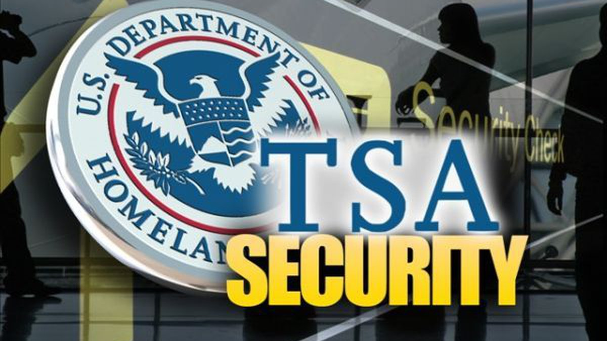 The TSA has changed some guidelines.