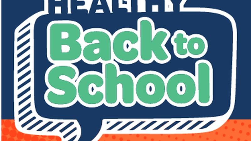 Healthy Back to School Website